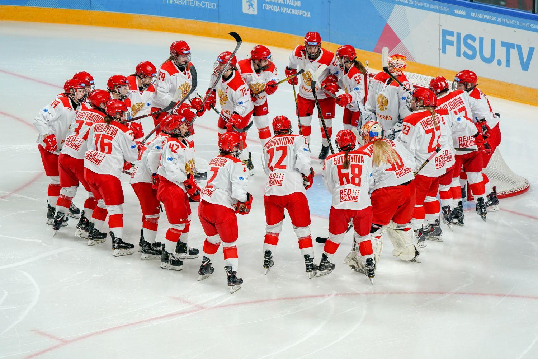 Российские хоккеистки выиграли Универсиаду-2019