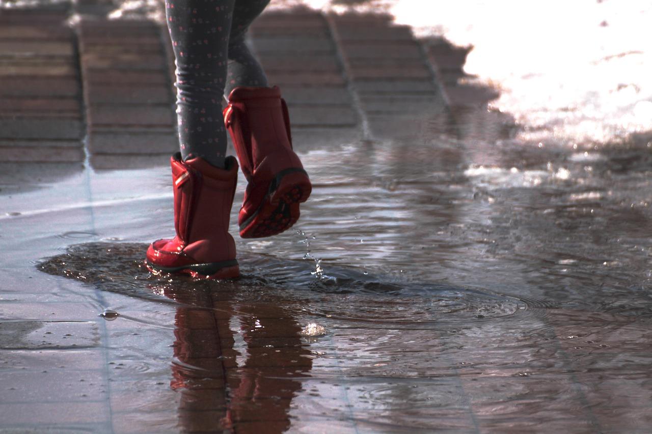 В Красноярске на следующей неделе будет тепло и дождливо