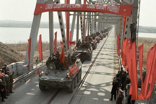 День вывода советских войск из Афганистана: памятные места в Красноярске