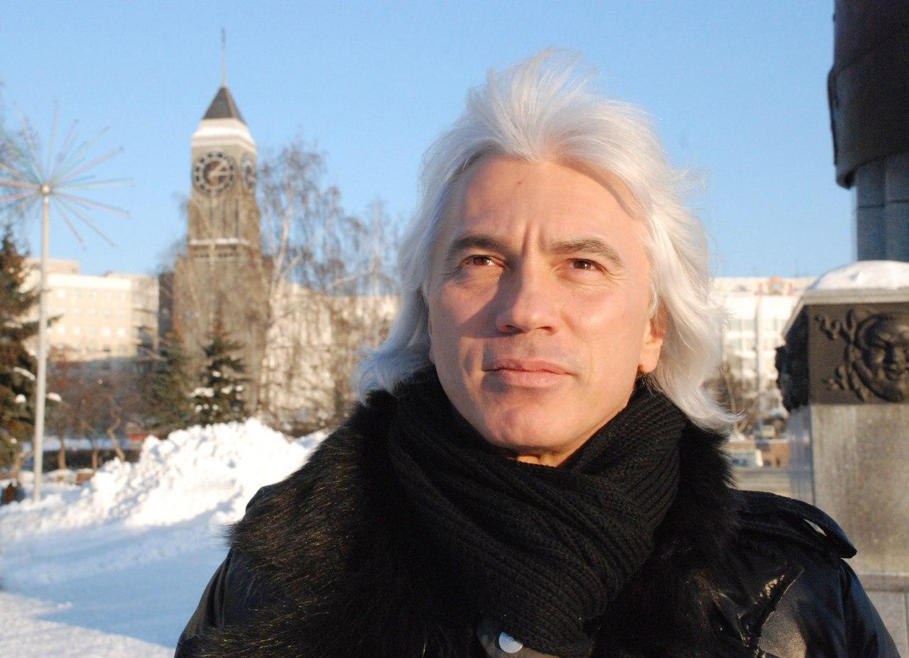 Красноярский аэропорт будет носить почётное имя Дмитрия Хворостовского