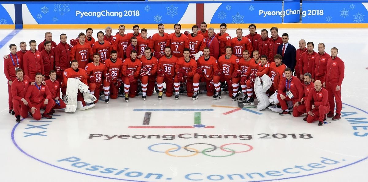 Олимпиада-2018: пять причин посмотреть хоккей