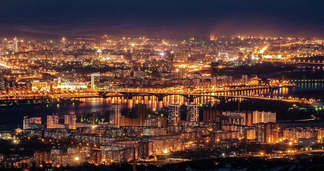 "В Красноярск придёт ""тёплая зима"""