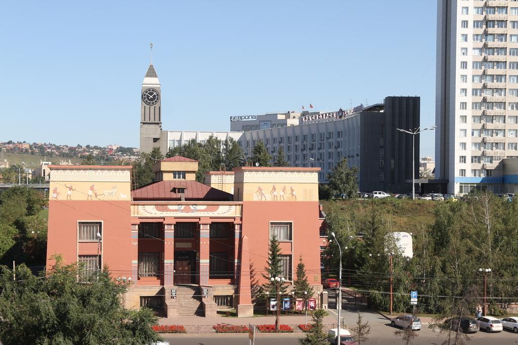 Что построил в Красноярске архитектор Леонид Чернышев