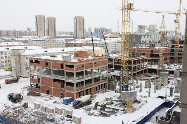 Правительство РФ выделило более пяти миллиардов рублей на реконструкцию краевой клинической больницы в Красноярске,