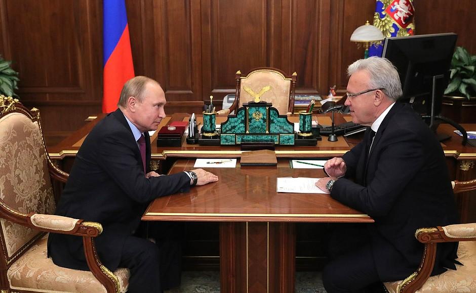 В Кремле говорят о Красноярске