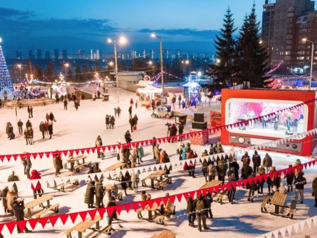 Красноярцев приглашают на закрытие Белой ярмарки