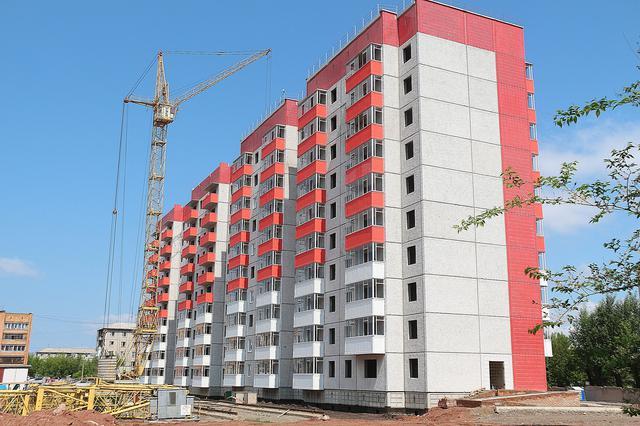 Мэр Красноярска отозвал разрешения на строительство 39 высоток