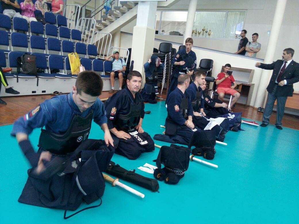 В Красноярске проходит фестиваль японских боевых искусств