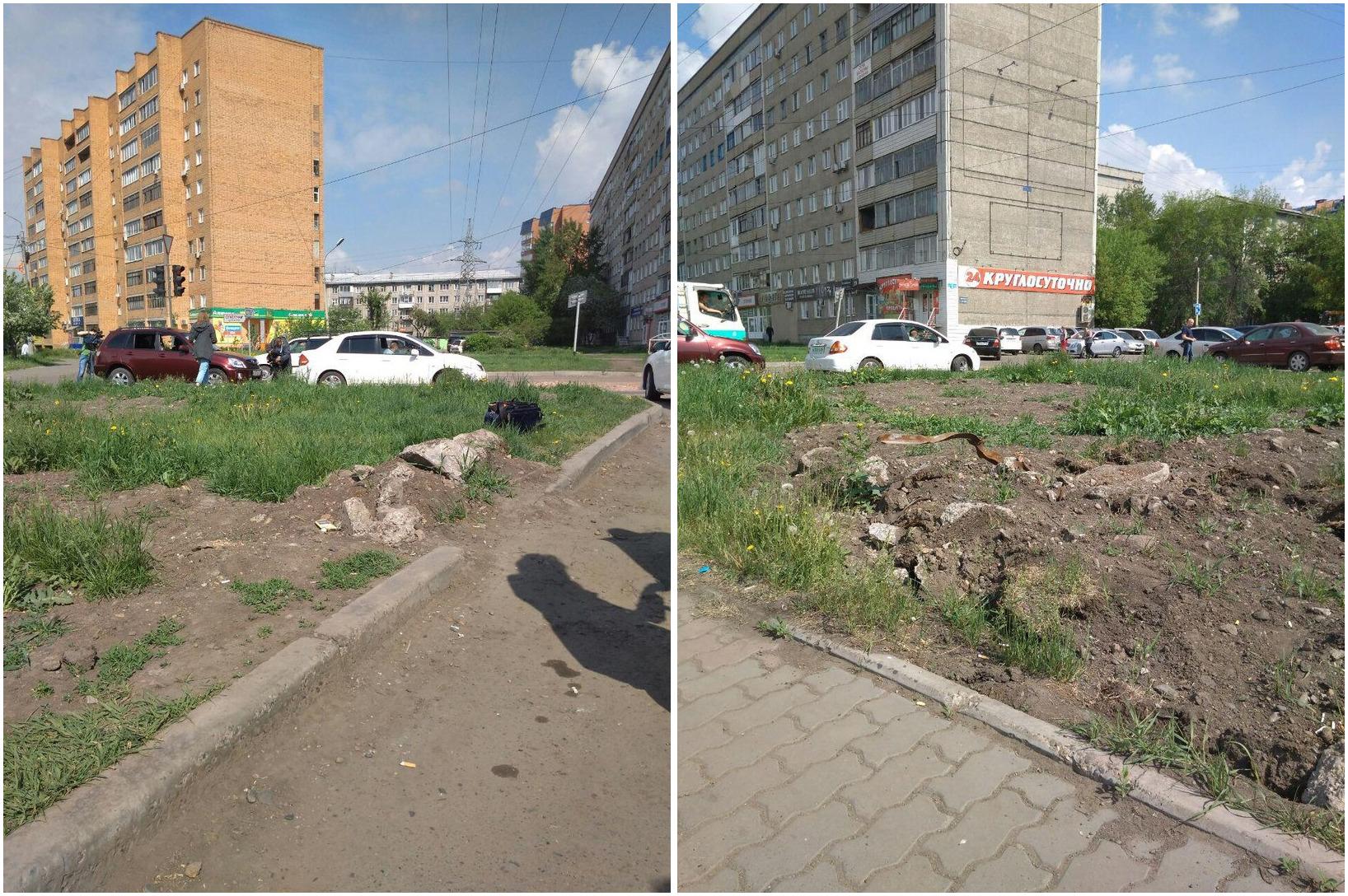 Владислав Логинов лично проверил, как идёт ремонт на улице Железнодорожников