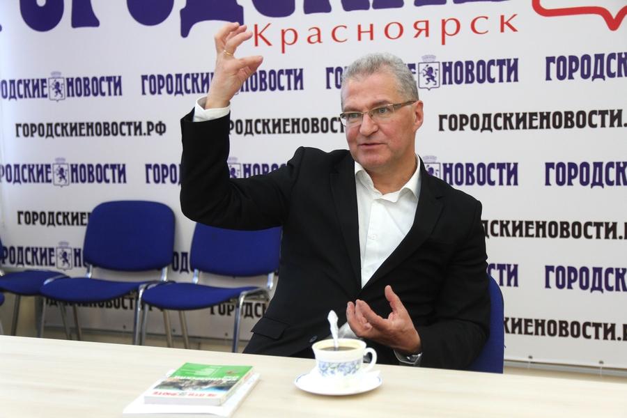 """Пьер БРОШЕ, ведущий канала """"Культура"""", издатель путеводителей"""