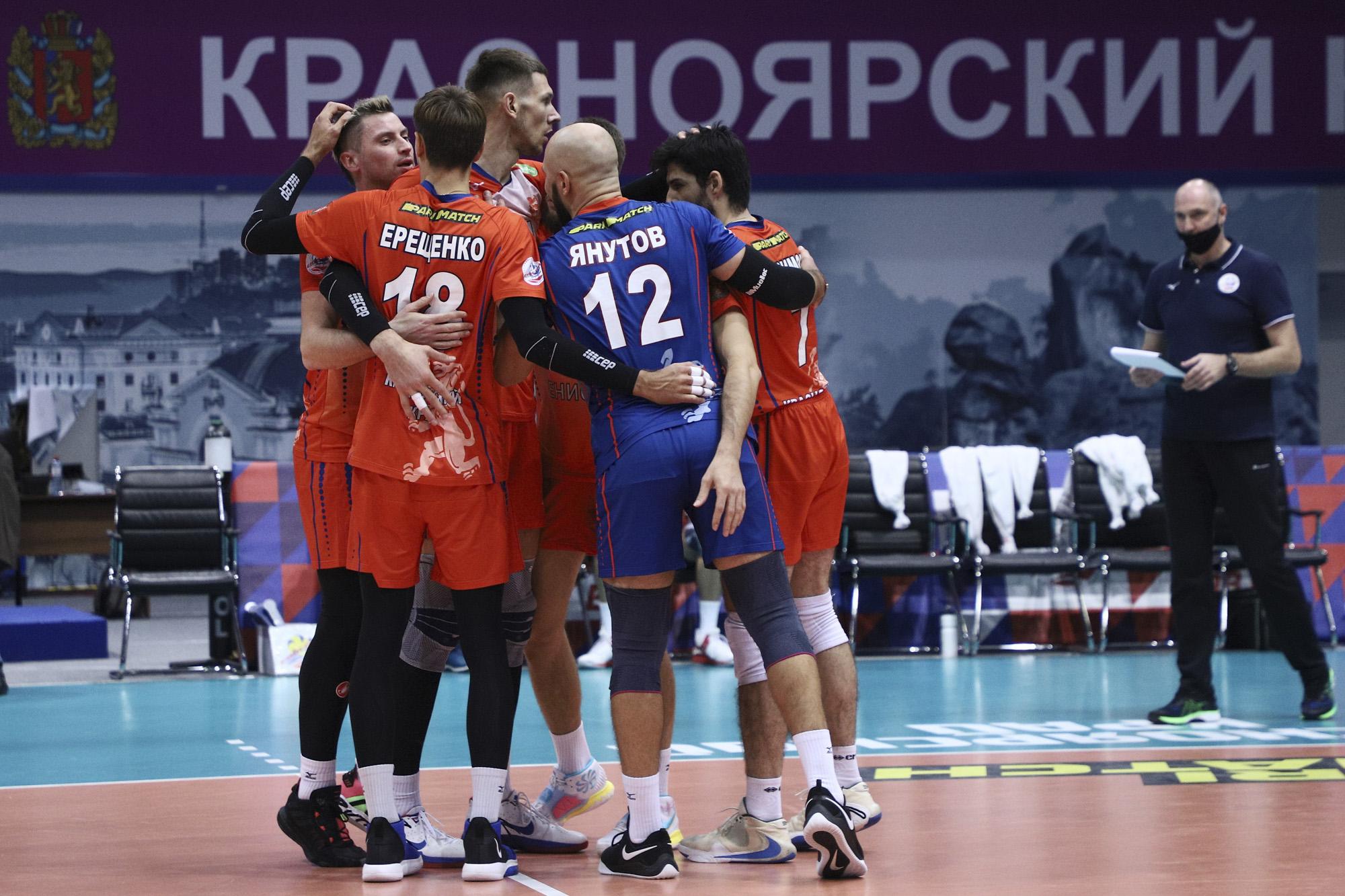 Енисей волейбольный клуб красноярск мужчины ночные клубы спб кому за 40