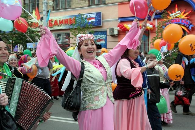 Куда пойти в выходные 5 и 6 мая в Красноярске
