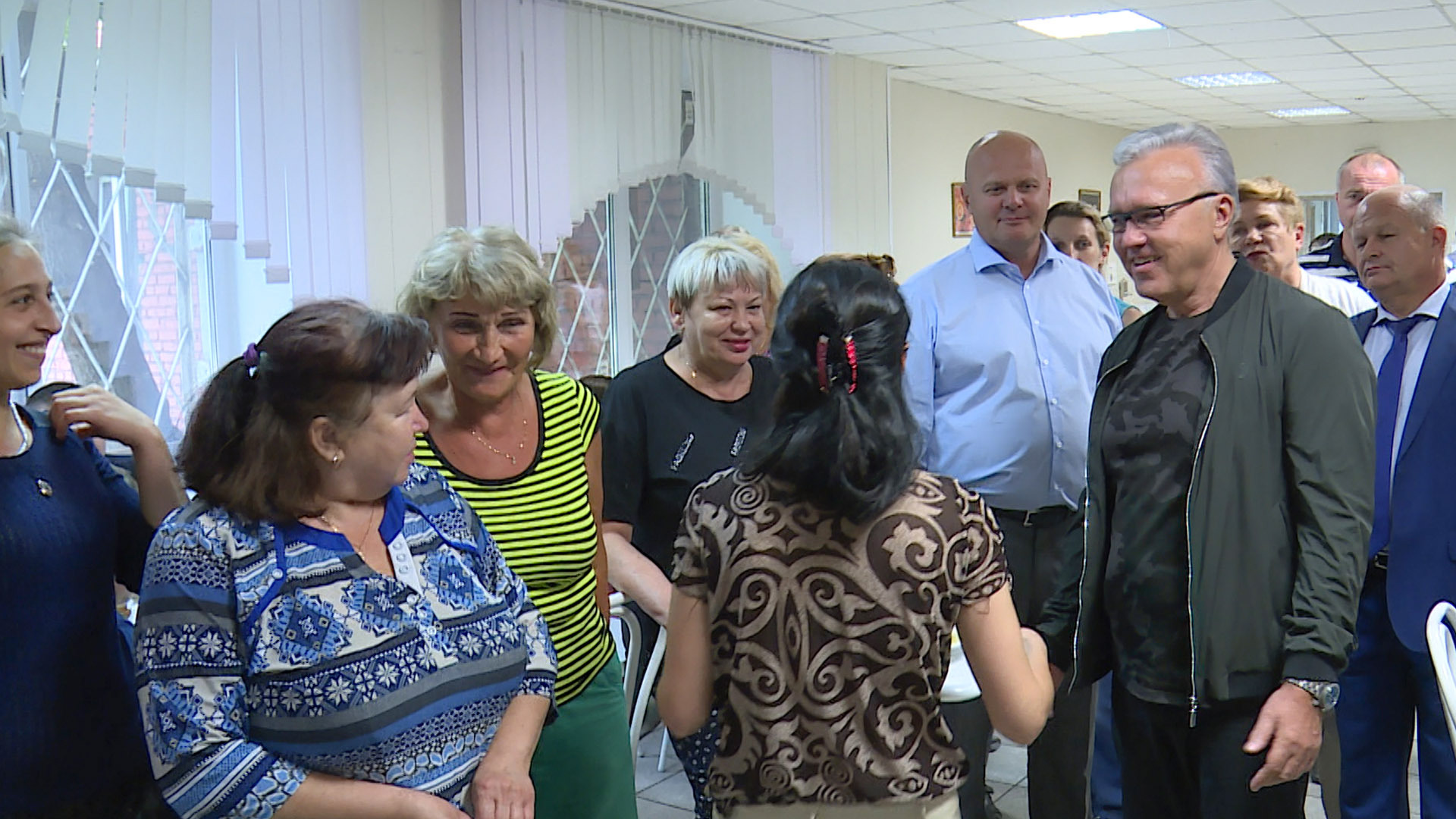 Жители Ачинска говорят красноярцам спасибо за приём