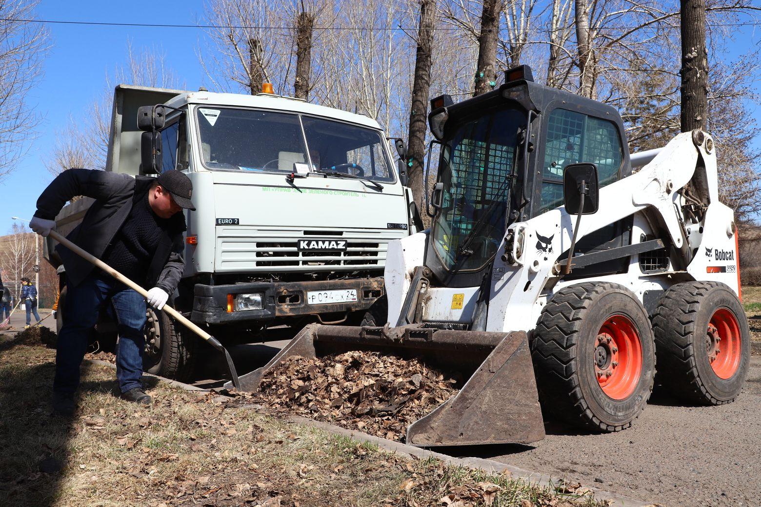 Депутаты Заксобрания края рассказали, чем важны субботники