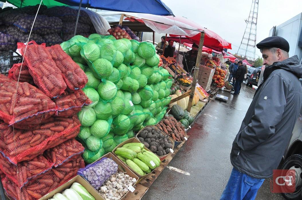 В Железногорске состоится ярмарка сельхозпродуктов