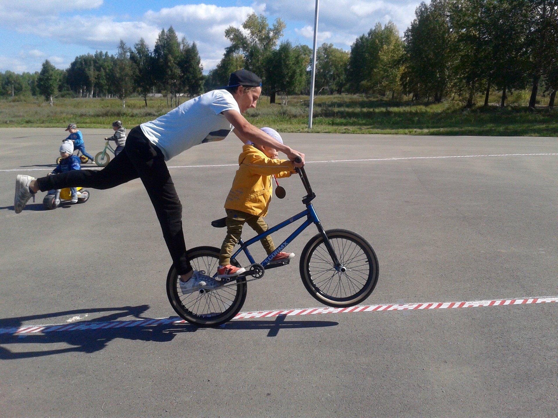 В Красноярске пройдёт благотворительный детский велотурнир