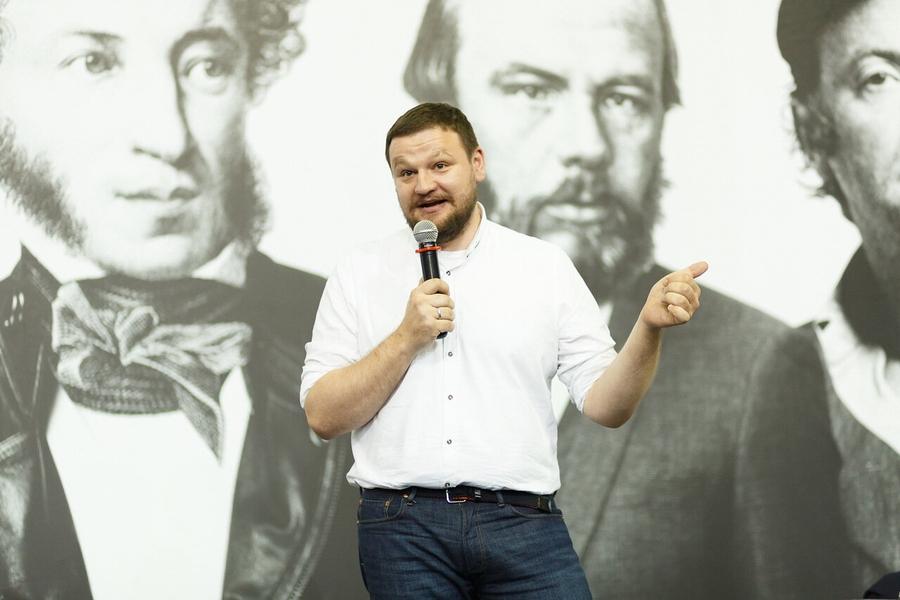 Митя Алешковский: «Ты — не тварь дрожащая, а право имеешь»