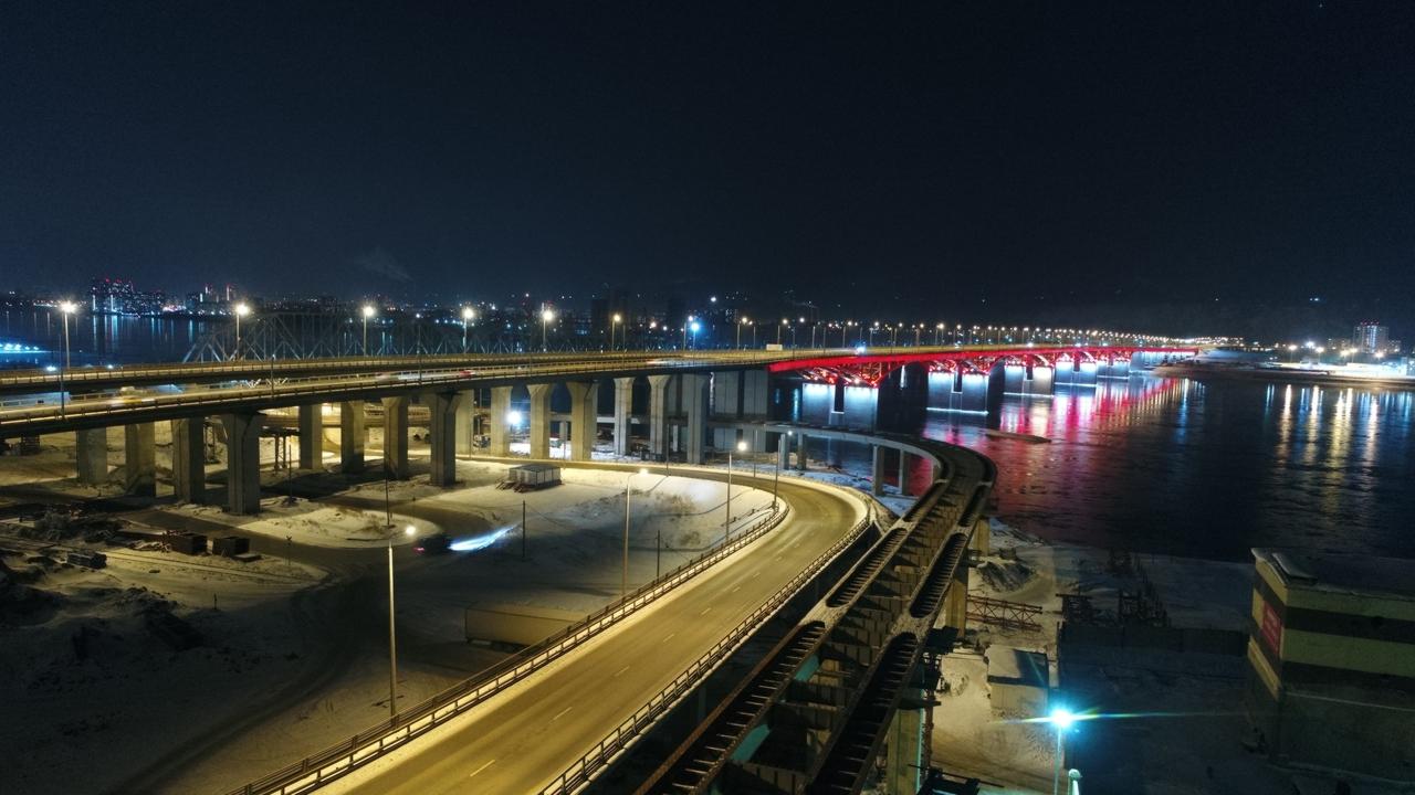 """Четвертый мост официально назвали """"Николаевским"""""""