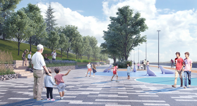 Красноярцам предлагают выбрать общественное пространство, которое благоустроят в этом году