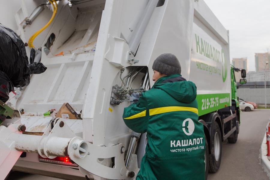 Тарифы на вывоз мусора на левом и правом берегах Красноярска сравнялись