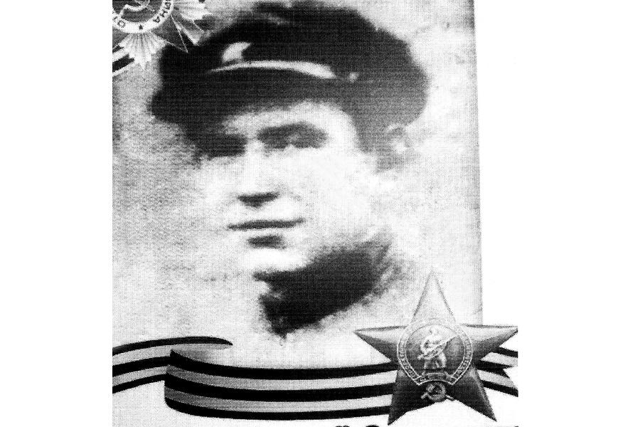 Младший лейтенант Алексей Чекунов