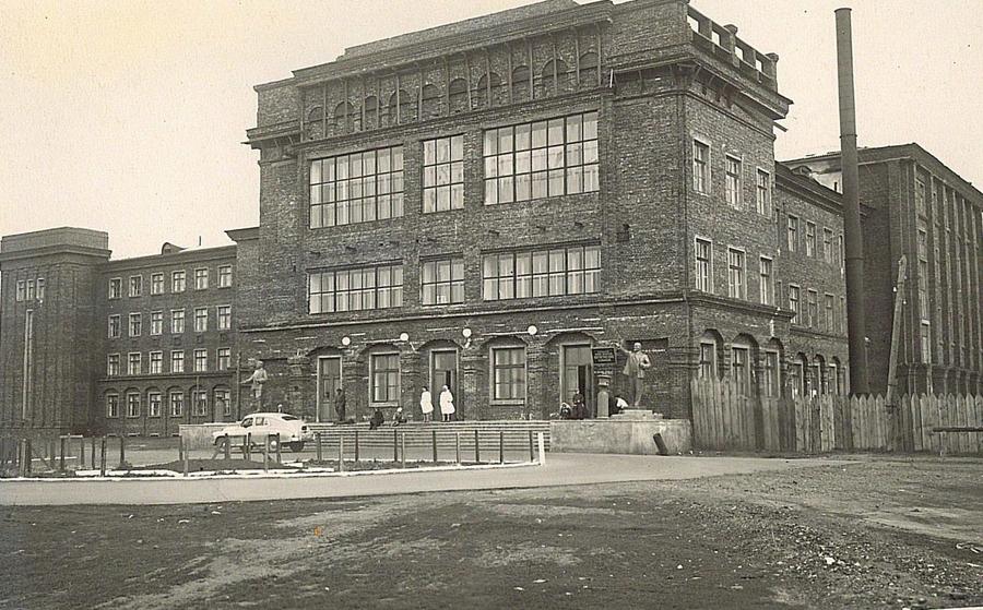 История хирургического корпуса краевой больницы