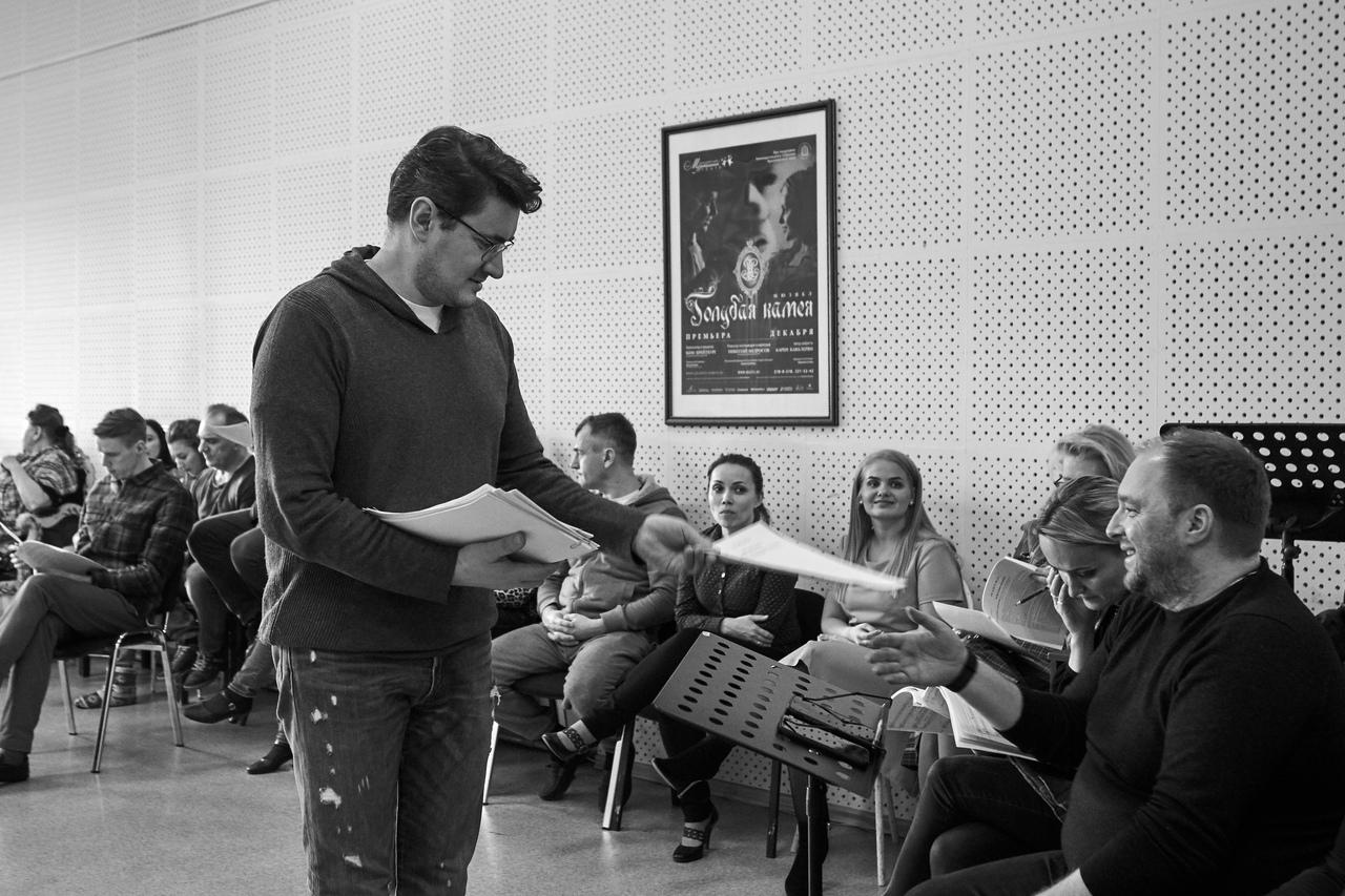 Красноярский музыкальный театр закроет сезон спектаклем «Ханума»