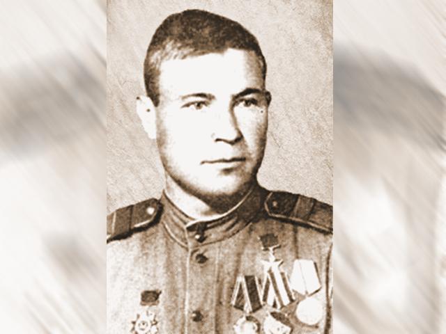 Борисевич Иван Андреевич / Borisevich Ivan Andreevich