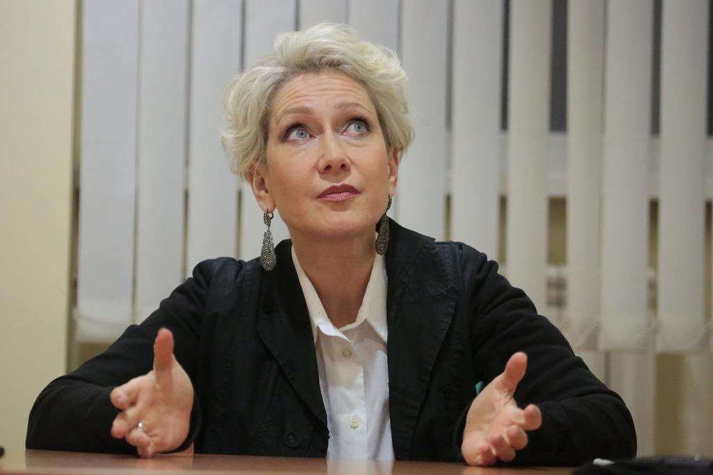 Ирина БОГУШЕВСКАЯ: о Красноярске, Лепсе и фонограмме