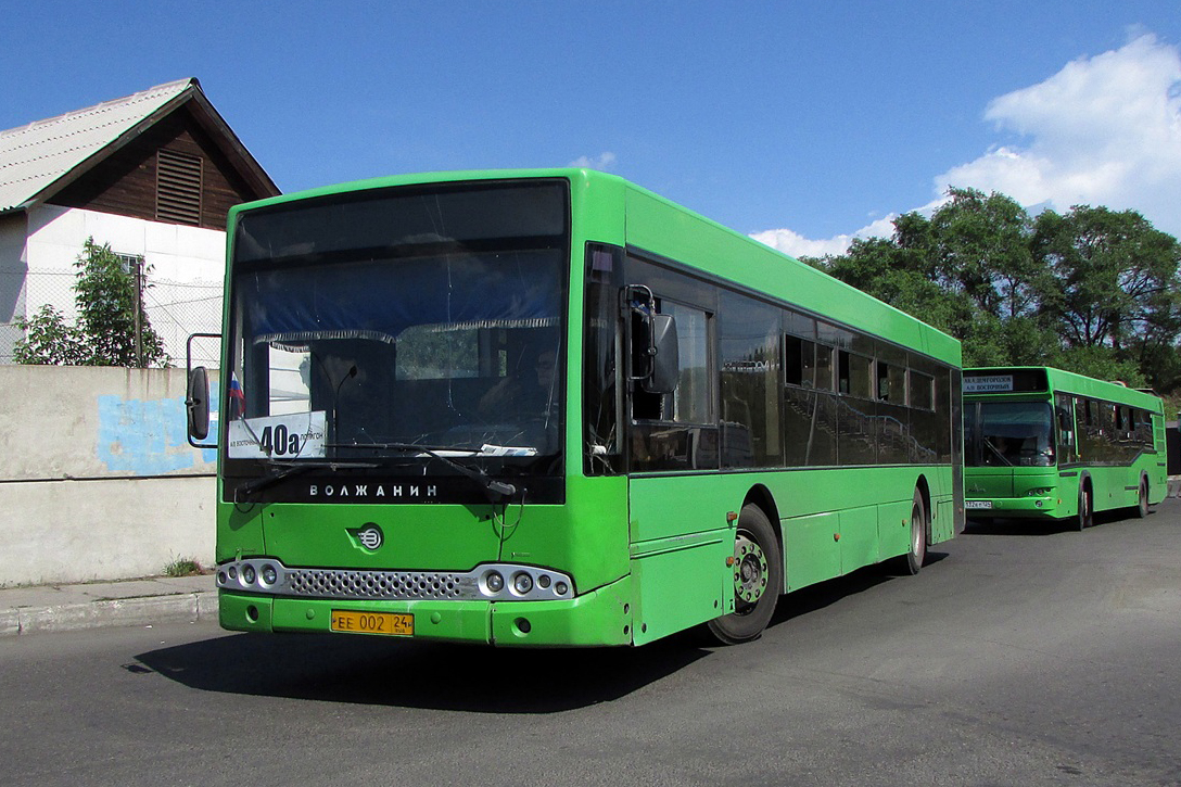 С 13 апреля в Красноярске на маршруты выйдут дачные автобусы
