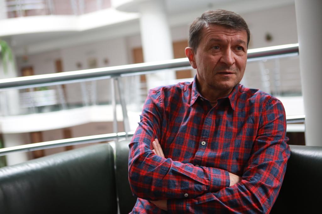 Главный тренер ФК «Енисей» Юрий Газзаев о проблемах, путях решения и феномене футбола