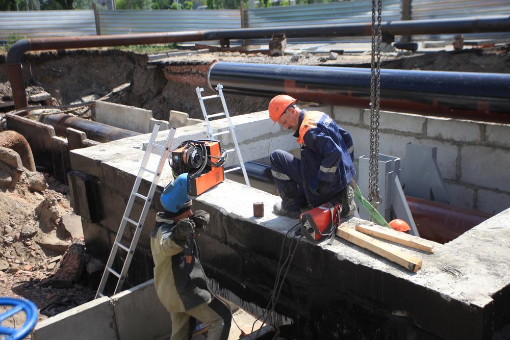 Длительных отключений горячей воды в Красноярске в этом сезоне больше не будет