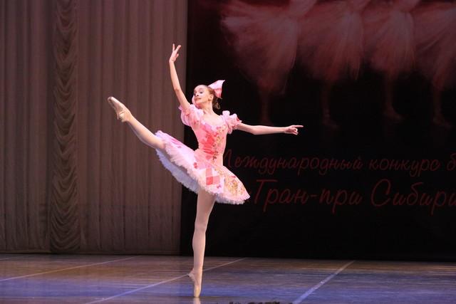В Красноярске больше детей стало заниматься балетом