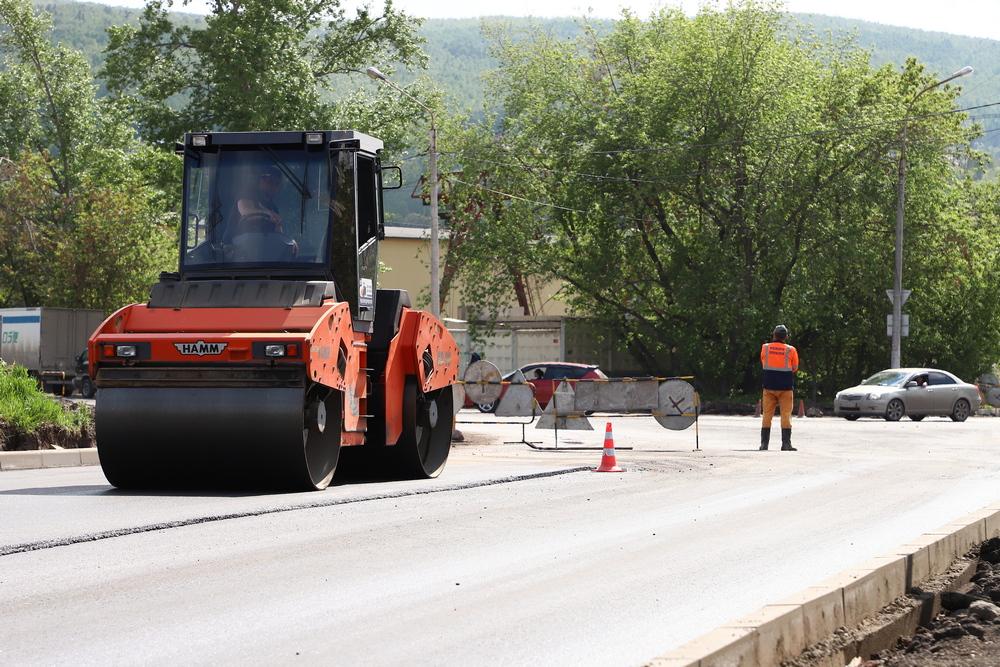 В Красноярске расширят Северное шоссе