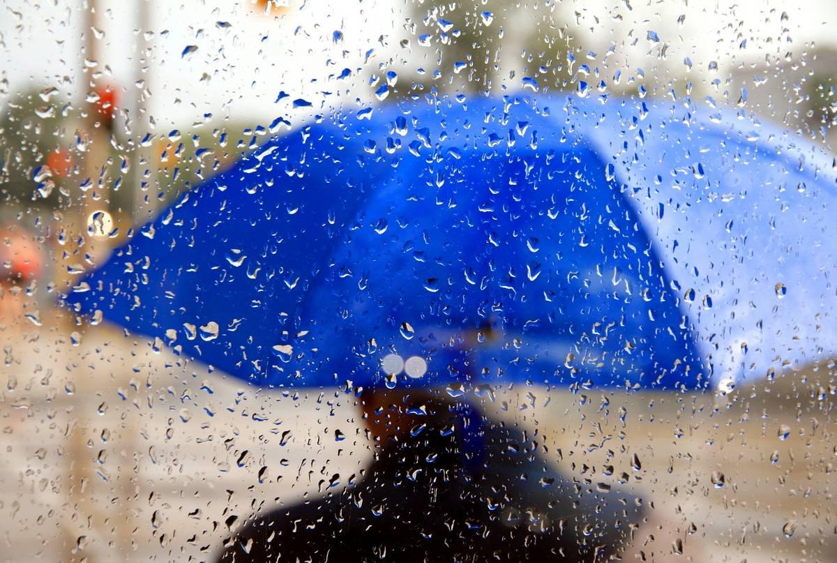 В Красноярске на выходных будет дождливо и пасмурно