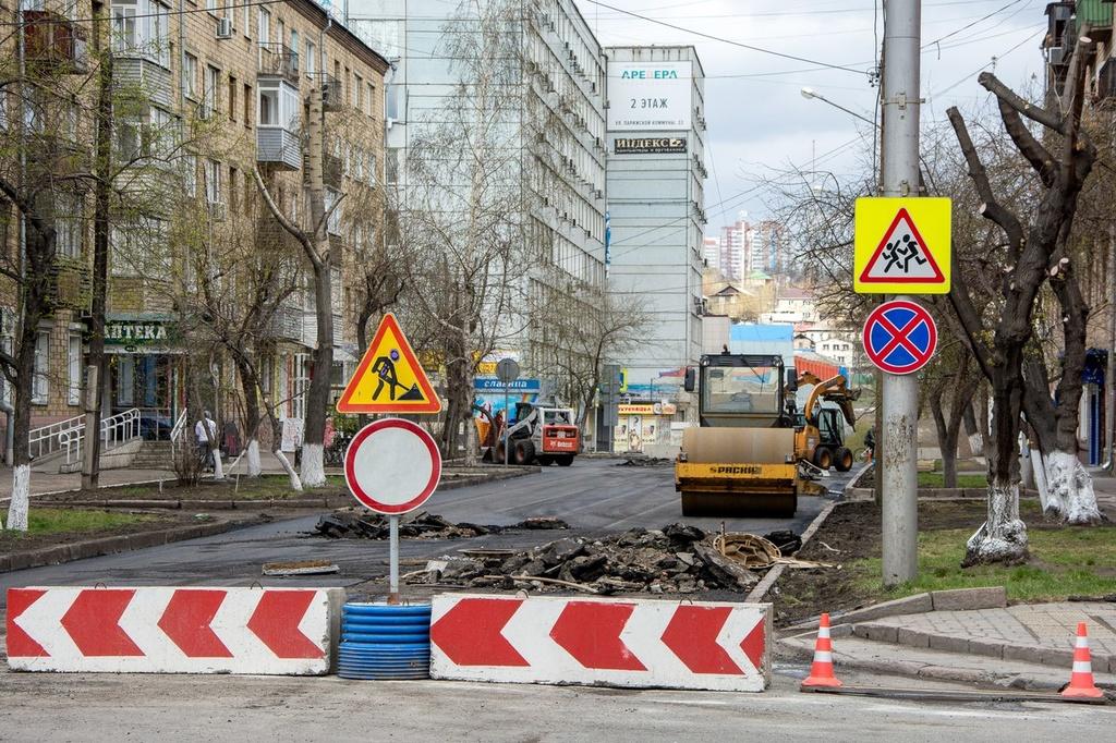 Красноярские фотографы начали писать фотоистории городских дорог
