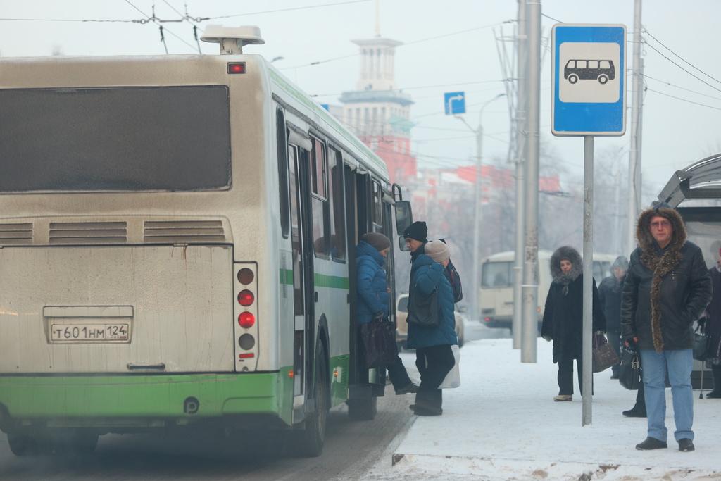 Департаменту транспорта Красноярска создали общественный совет