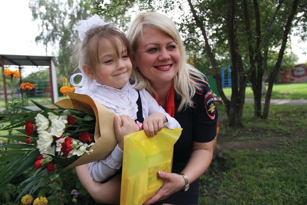 В Красноярске стартовала акция «Помоги пойти учиться»
