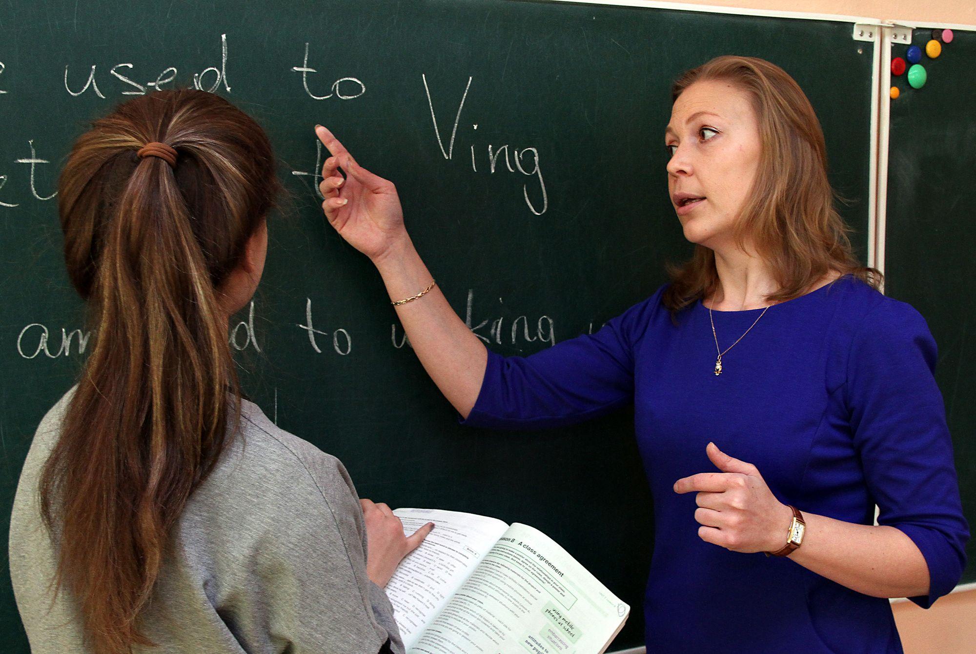 Как учитель из Красноярска Анна Макарова прививает ученикам любовь к английскому языку?