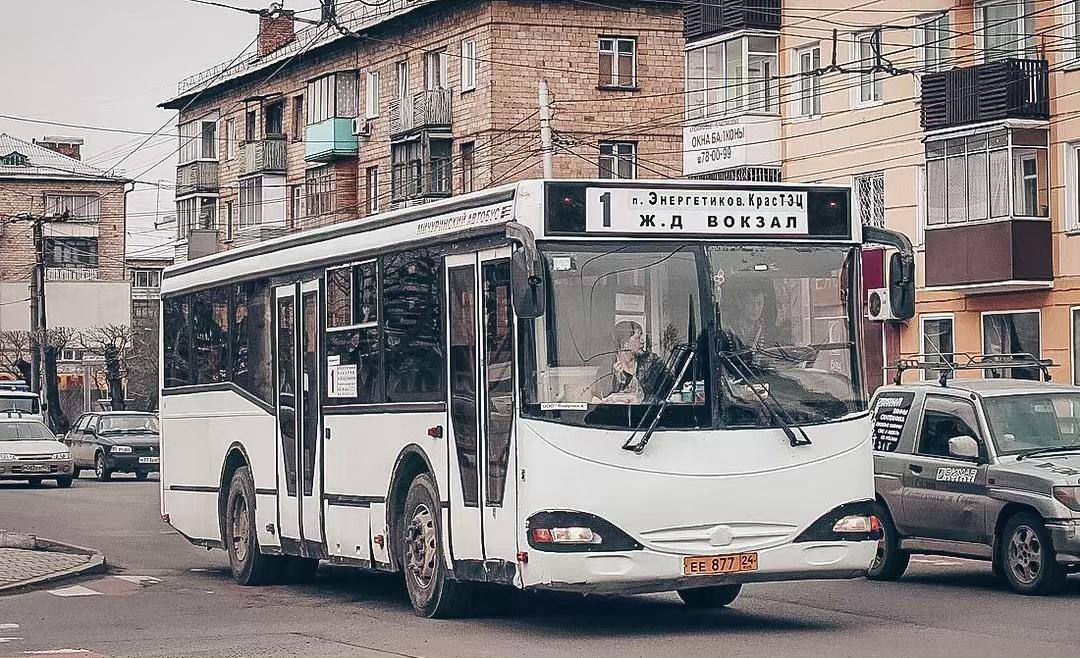 В Красноярске продлят маршрут автобуса №10