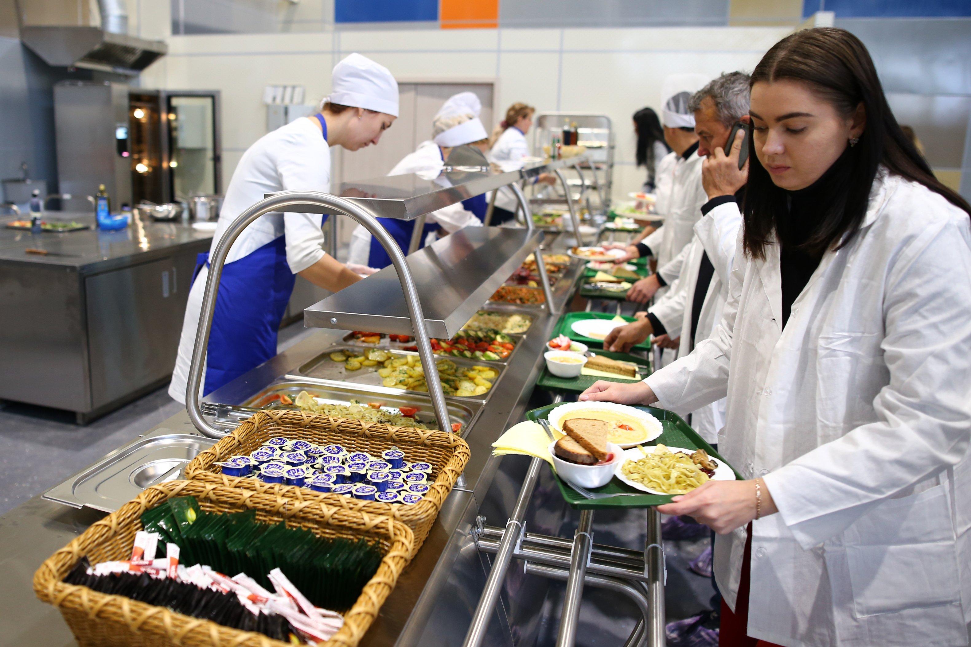 Кухня Универсиады-2019: рассказываем и показываем, где и как будут кормить участников студенческих игр