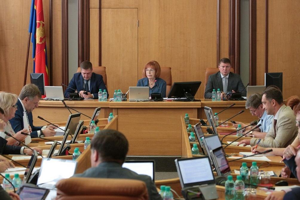 Наталия Фирюлина рассказала о роли депутатов в подготовке стратегии развития Красноярска