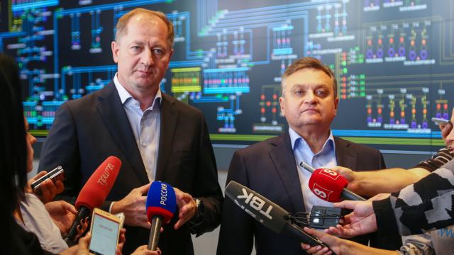За год количество отключений электроэнергии в Красноярске снизилось на 11 процентов