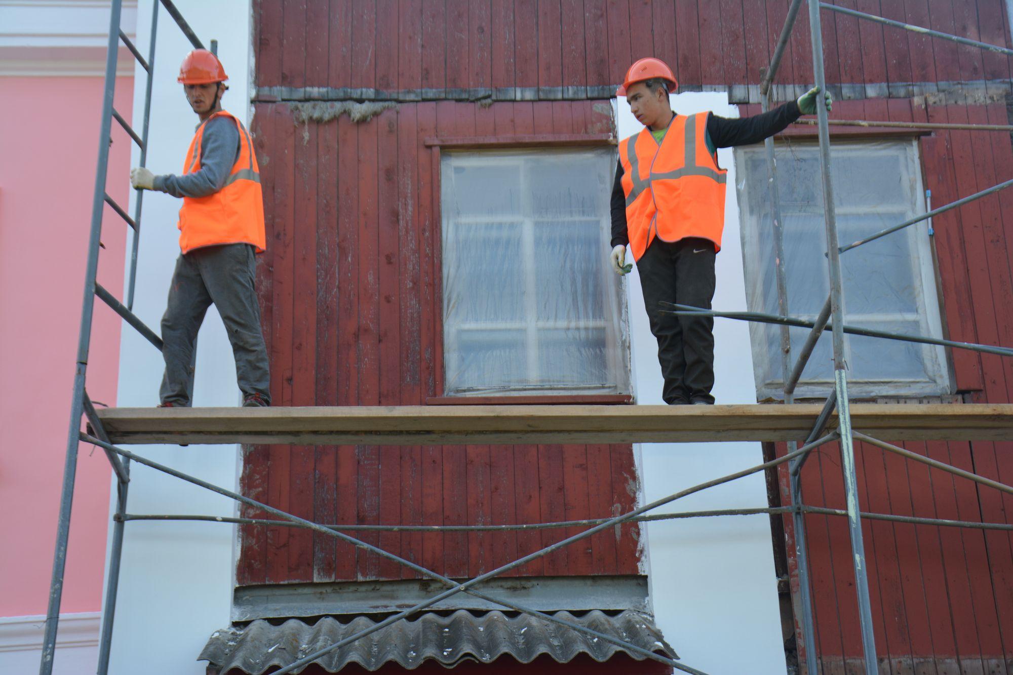 В 2020 году в программу капремонта в Красноярске будут включены около 500 домов
