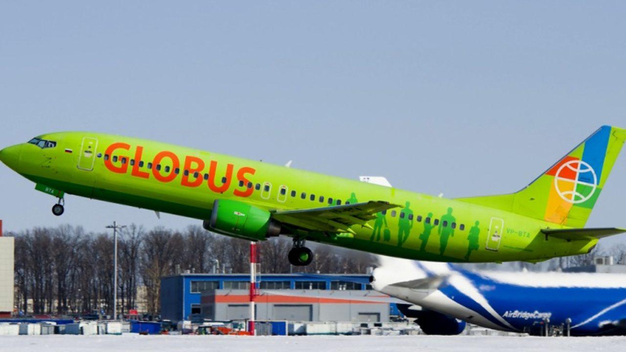 Самолет из Красноярска совершил экстренную посадку в Омске