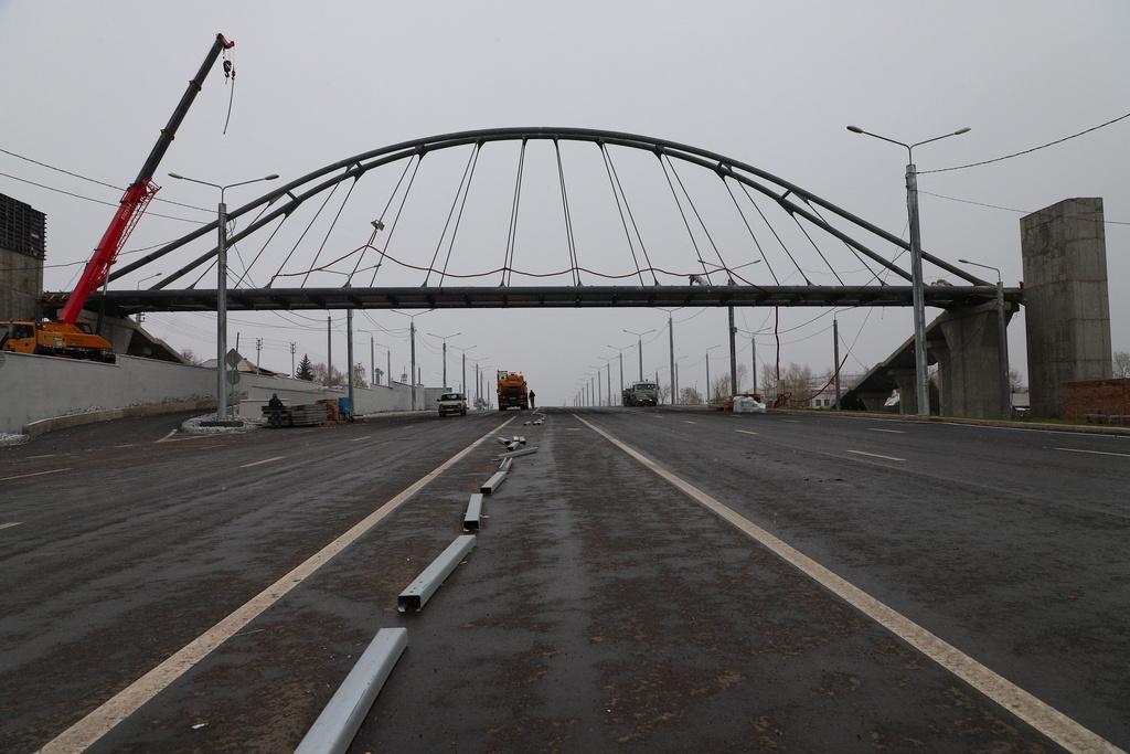 Новую дорогу в Красноярске назовут Николаевским проспектом