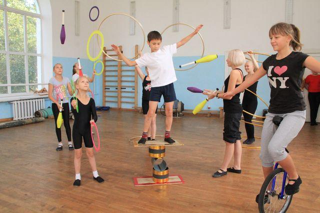 В Красноярске в Татышев-парке отпразднуют Всемирный день цирка
