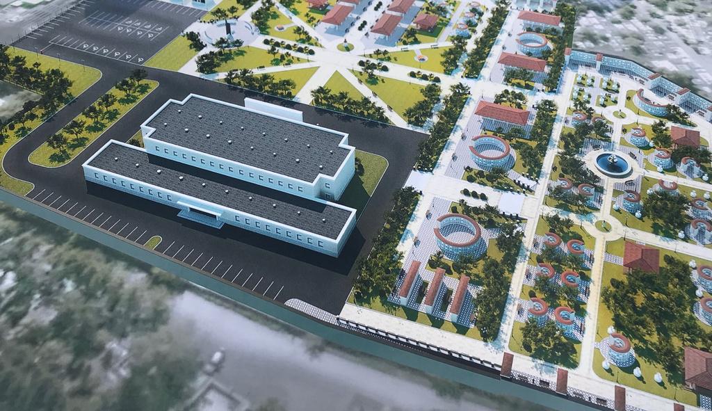 В Красноярске объявили конкурс на проект крематория
