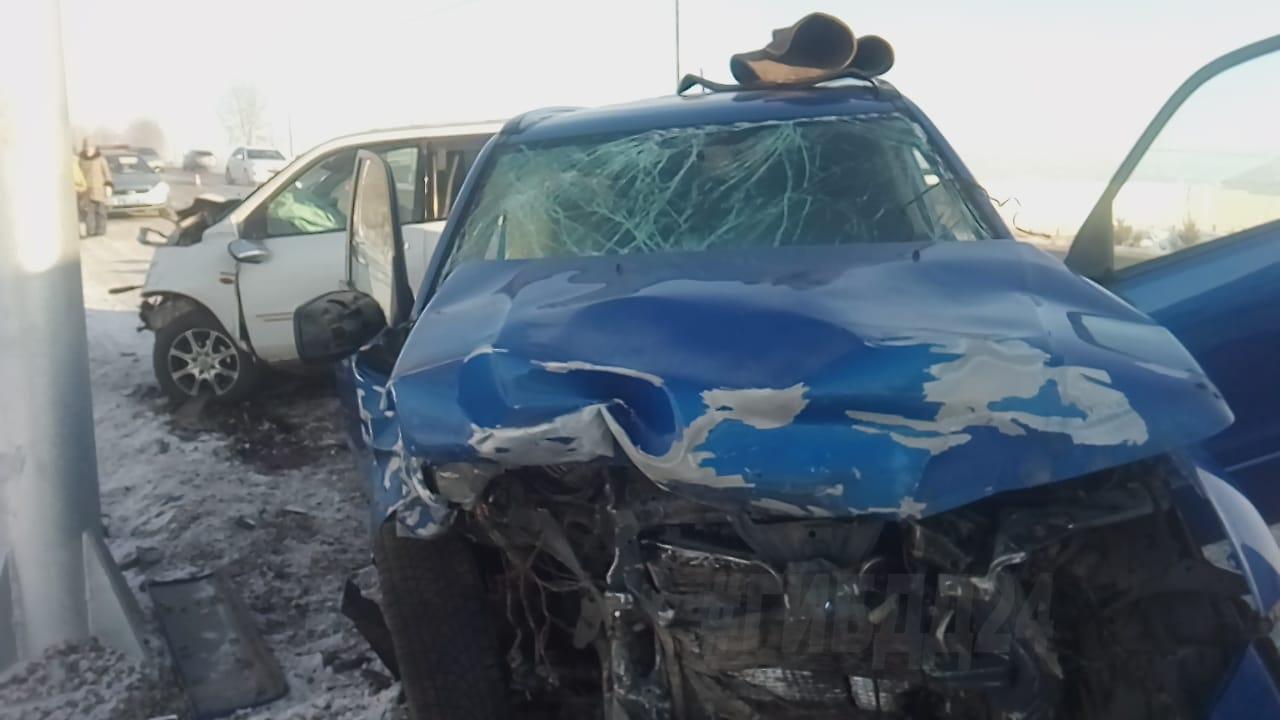 Под Красноярском в ДТП погиб шестилетний ребёнок