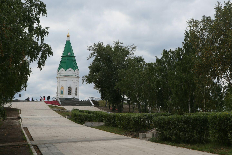 В этом году в Красноярске модернизируют семь общественных пространств